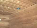 sauna vooderdus - termohaab