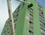 Sõpruse pst 159b fassaadi renoveerimine