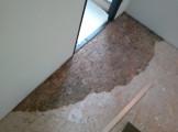 veeleke OSB põrandaplaadidl